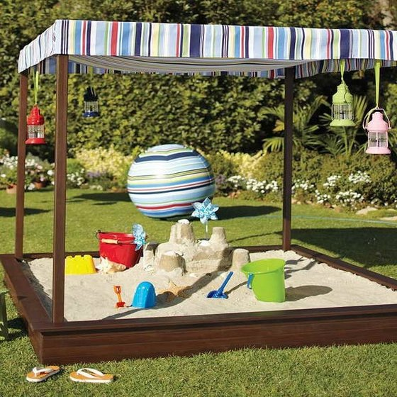 Backyard fun en