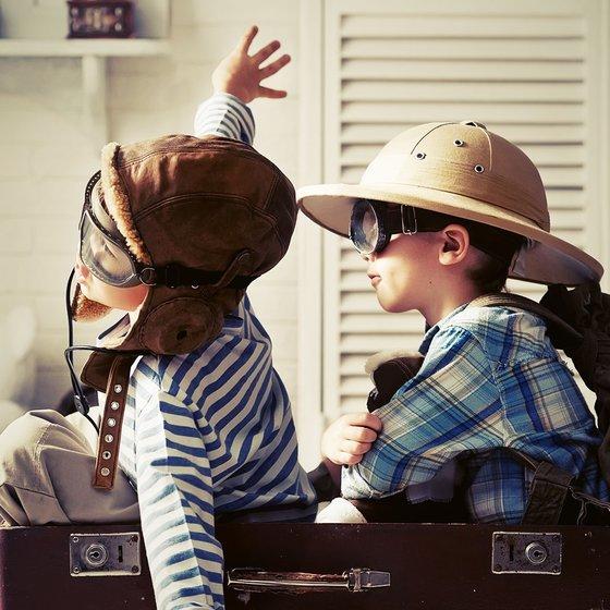 Cestujeme s dětmi