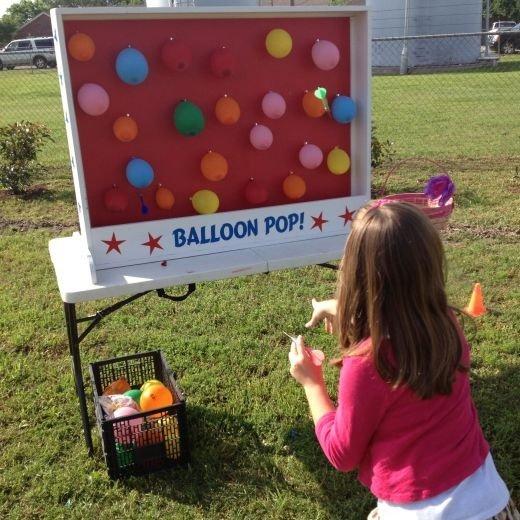 Legrácky s balonky