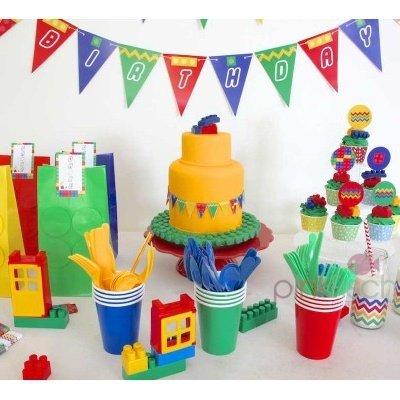Nápady na Lego party!