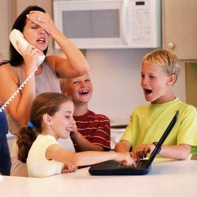 Naučte své dítě neskákat do řeči
