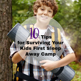 10 Tips for Surviving Your Kids...