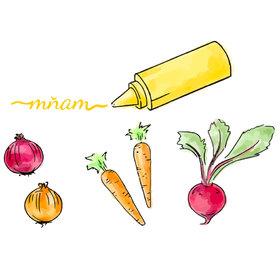 Jak docílit toho, aby i vybíraví jedlíci měli rádi ovoce a zeleninu
