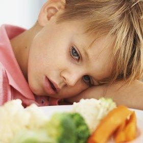 Proč moje dítě nechce jíst?