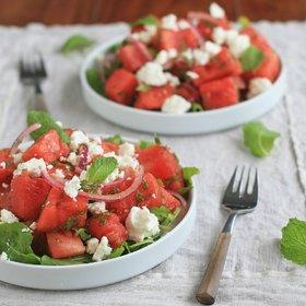 Saláty na letní grilovačku