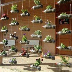 Umění recyklované zahrady