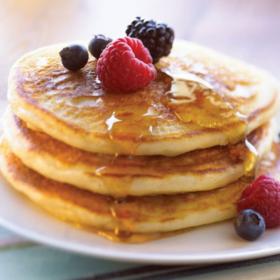 Wake up to Pancakes