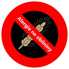Alergie na obilniny