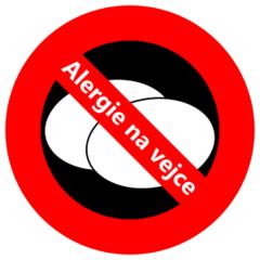 Alergie na vejce