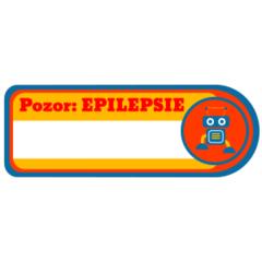 Epilepsie - robot
