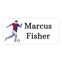 Fotbalový hráč