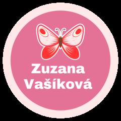Motýl - nažehlovací štítky