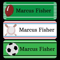 Sport labels