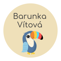 Tukan - nažehlovací štítky